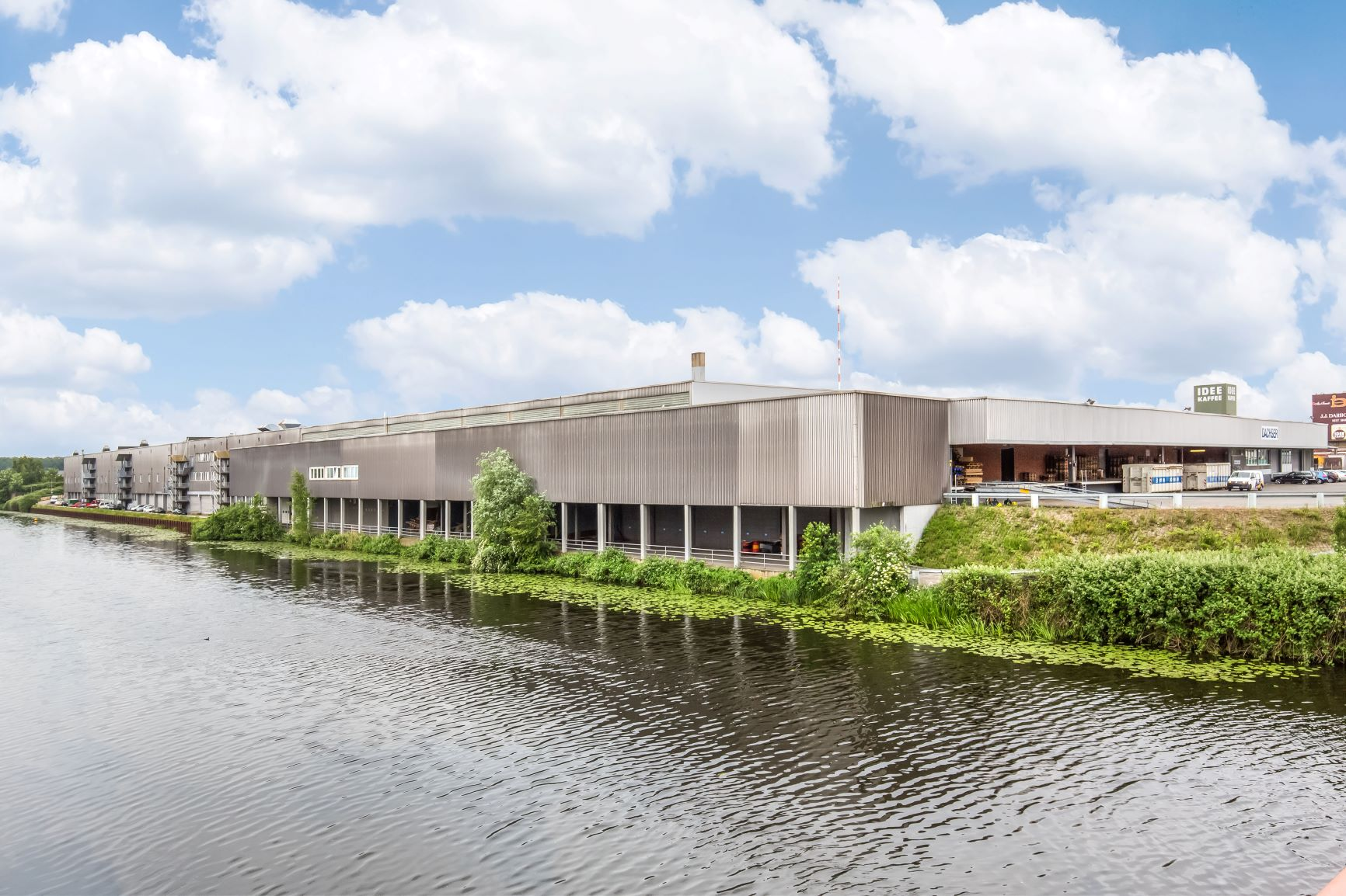 Über 5.000 m² in Logistikimmobilie in Metropolregion Hamburg vermietet / More than 5,000 m² leased in logistics property in Hamburg metropolitan region