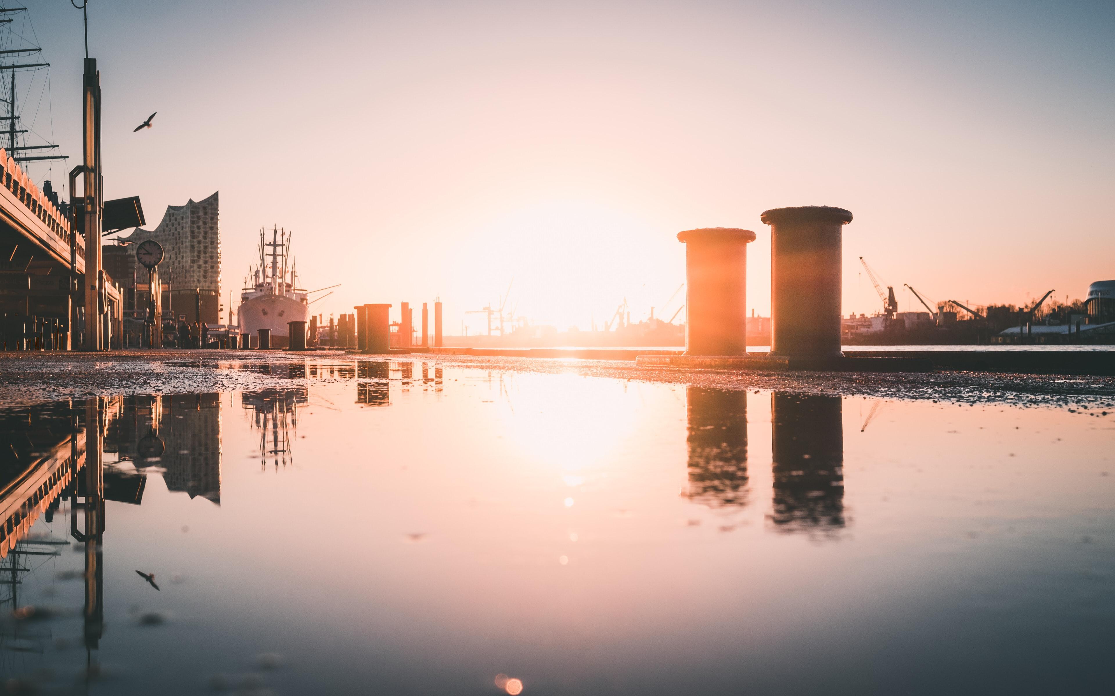 Logistikimmobilie in Hamburg erfolgreich neu vermietet / Successful new lease for logistics property in Hamburg